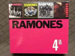 ramones - 4 cd boxset 2