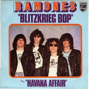 ramones - blitzkrieg bop-havana affair