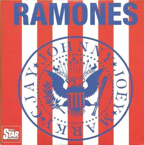 ramones - daily star sunday
