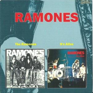 ramones - it's alive 0