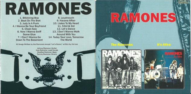 ramones - it's alive 1