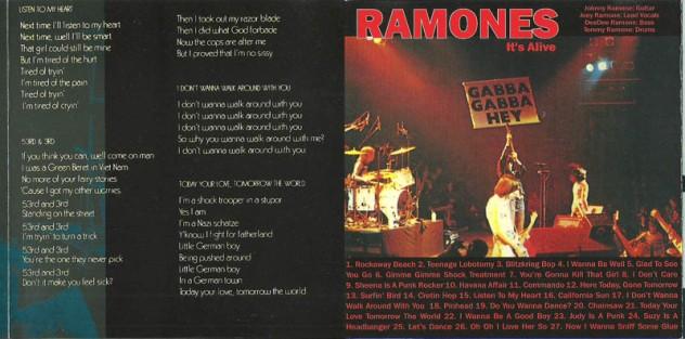 ramones - it's alive 3