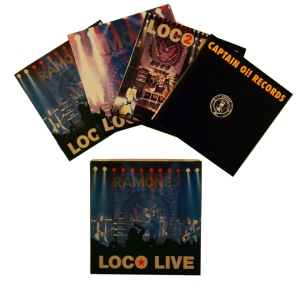 ramones - loco live box set