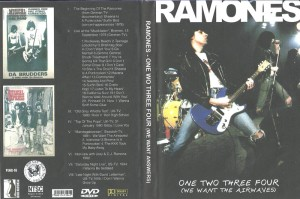 Ramones - One Two Three Four (We Want The Airwaves-Answers)