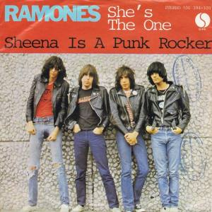 ramones - sheena is a punk rocker-she's the one