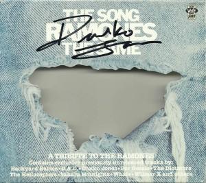 ramones - the song ramones the same 0