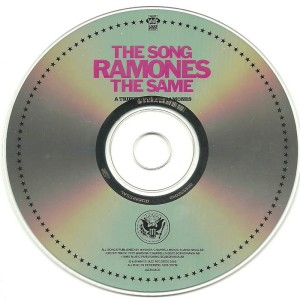 ramones - the song ramones the same 8