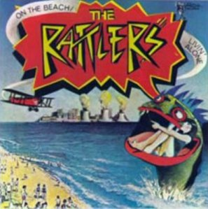 rattlers - on the beach