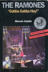the ramones gabba gabba hey marcelo gobello