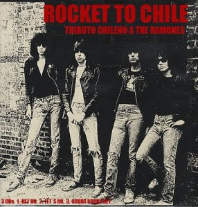 VA - 2010 - Rocket to Chile Tribute to Ramones