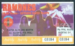 1996-03-16 Live River Plate Stadium (Buenos Aires, Argentina)