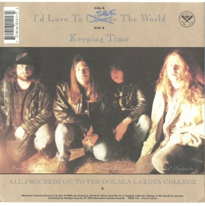 Los Gusanos - 1994 - I'd Love to Save The World b