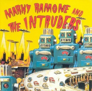 Marky Ramone and The Intruders - 1996 - Marky Ramone & the Intruders
