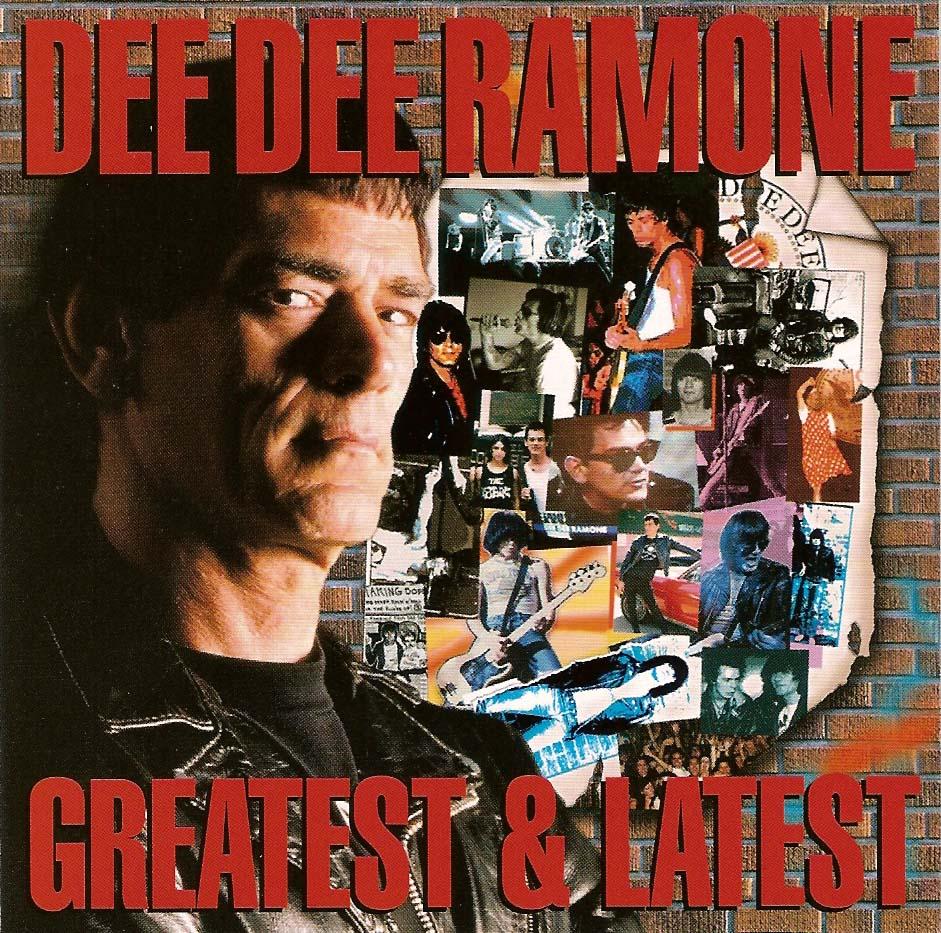 Cd Dee Dee Ramone Greatest And Latest 2000 Sequela
