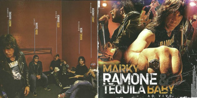 marky ramone and tequila baby - ao vivo 1