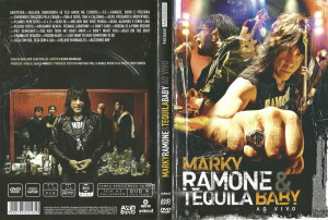marky ramone and tequila baby - ao vivo dvd 1