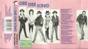 ramone dee dee - standing in the spotlight K7 1