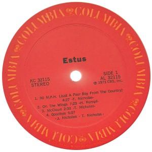 Marky Ramone (Estus) - 1973 - Estus 6