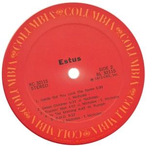 Marky Ramone (Estus) - 1973 - Estus 7