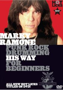 marky ramone - punk rock drumming