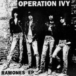 Operation Ivy - 1987 Ramones EP