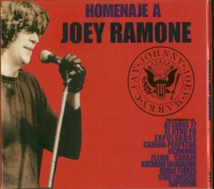 ramone joey - homenaje a joey ramone
