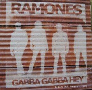 ramones-gabba gabba hey 17 rare tracks