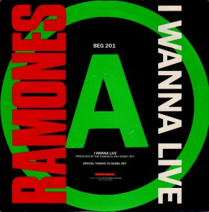 ramones-iwannalivesingle1