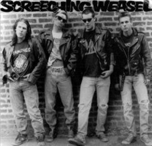 screeching weasel - beats is on the brat2