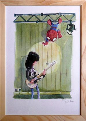 susanita's spiderman