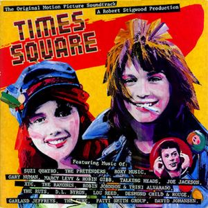 Times Square CD front