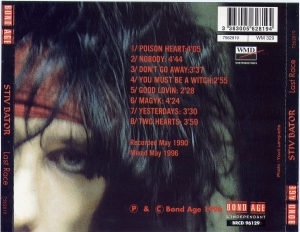 Dee Dee Ramone and Stiv Bators - 1990 - Last Race (1)
