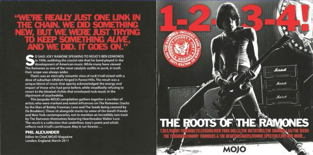 VA - 2010 - MOJO Presents 1-2-3-4 The Roots Of The Ramones 2