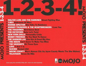 VA - 2010 - MOJO Presents 1-2-3-4 The Roots Of The Ramones 5
