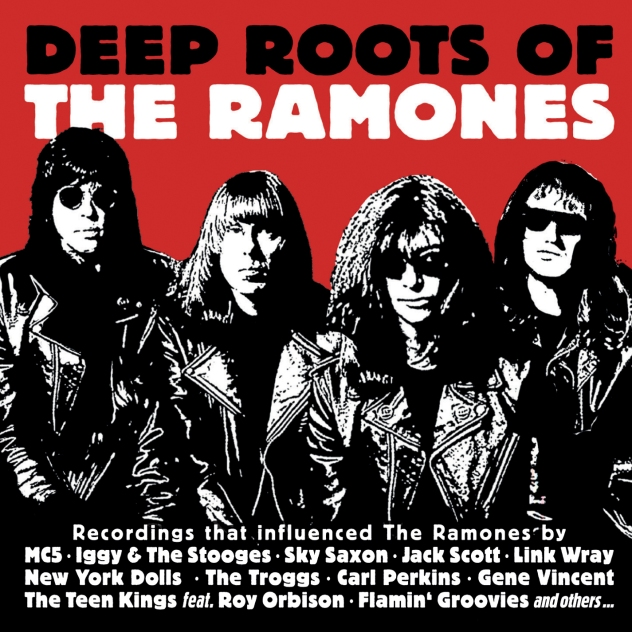 VA - 2011 - Deep Roots Of The Ramones