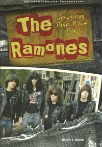 the ramones american punk rock band-0