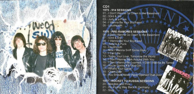 ramones - Demos 1975-1995 3