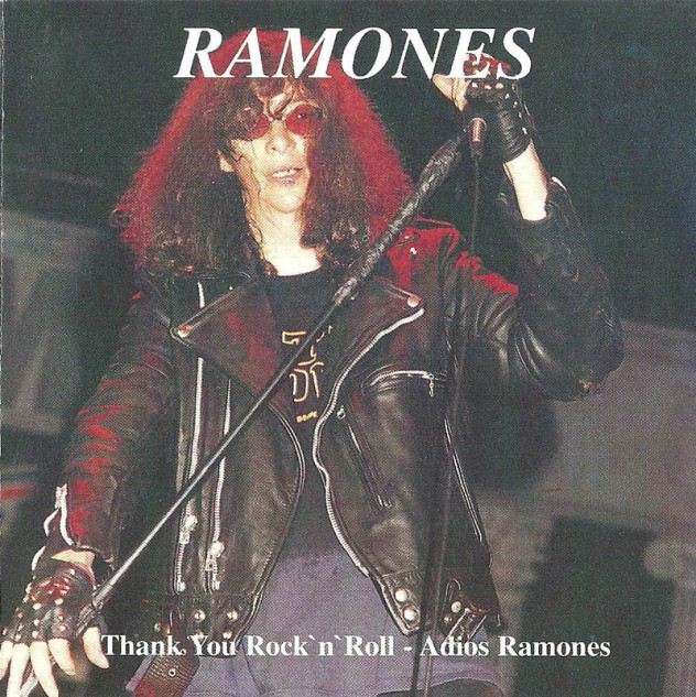 ramones-thank you rock n' roll
