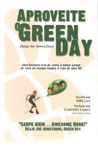 livro - aproveite o green day
