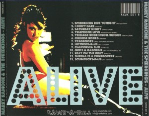 Marky Ramone and The Speed Kings - 2001 - Speed Kings Alive (8)
