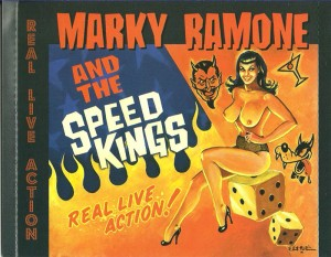Marky Ramone and The Speed Kings - 2001 - Speed Kings Alive (9)