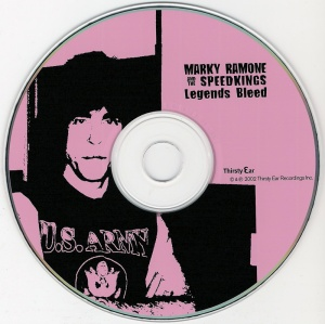 Marky Ramone and The Speed Kings - 2002 - Legends Bleed (2)