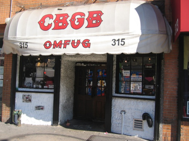 CBGB_club_facade