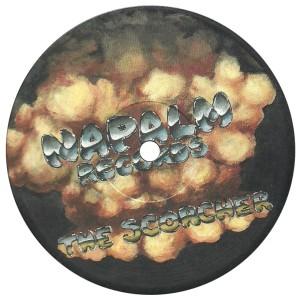 CJ Ramone (Guitar Pete's Axe Attack) - 1986 - Nitemare label b