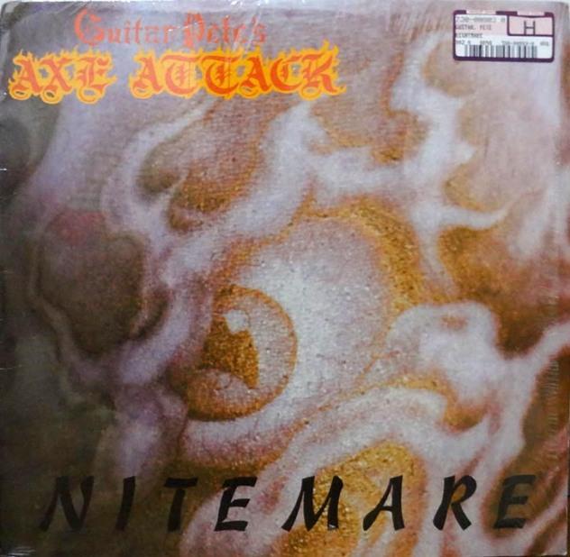 CJ Ramone (Guitar Pete's Axe Attack) - 1986 - Nitemare