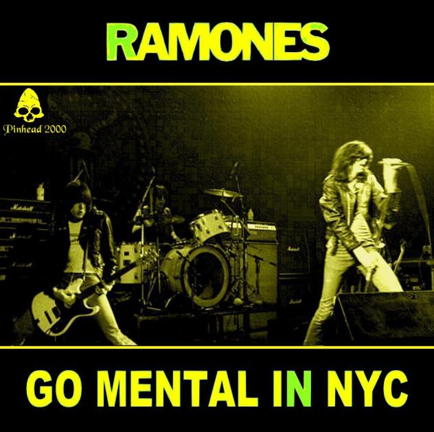 1979-12-31 Live Palladium (New York City) Go Mental In NYC