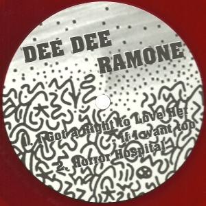 Dee Dee Ramone and Terrorgruppe - 2002 - Split label a