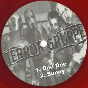 Dee Dee Ramone and Terrorgruppe - 2002 - Split label b