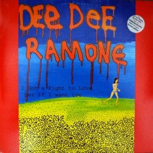 dee dee ramone and terrorgruppe
