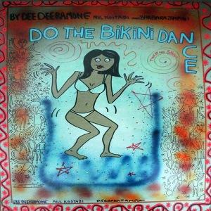 dee dee ramone - bikini dance